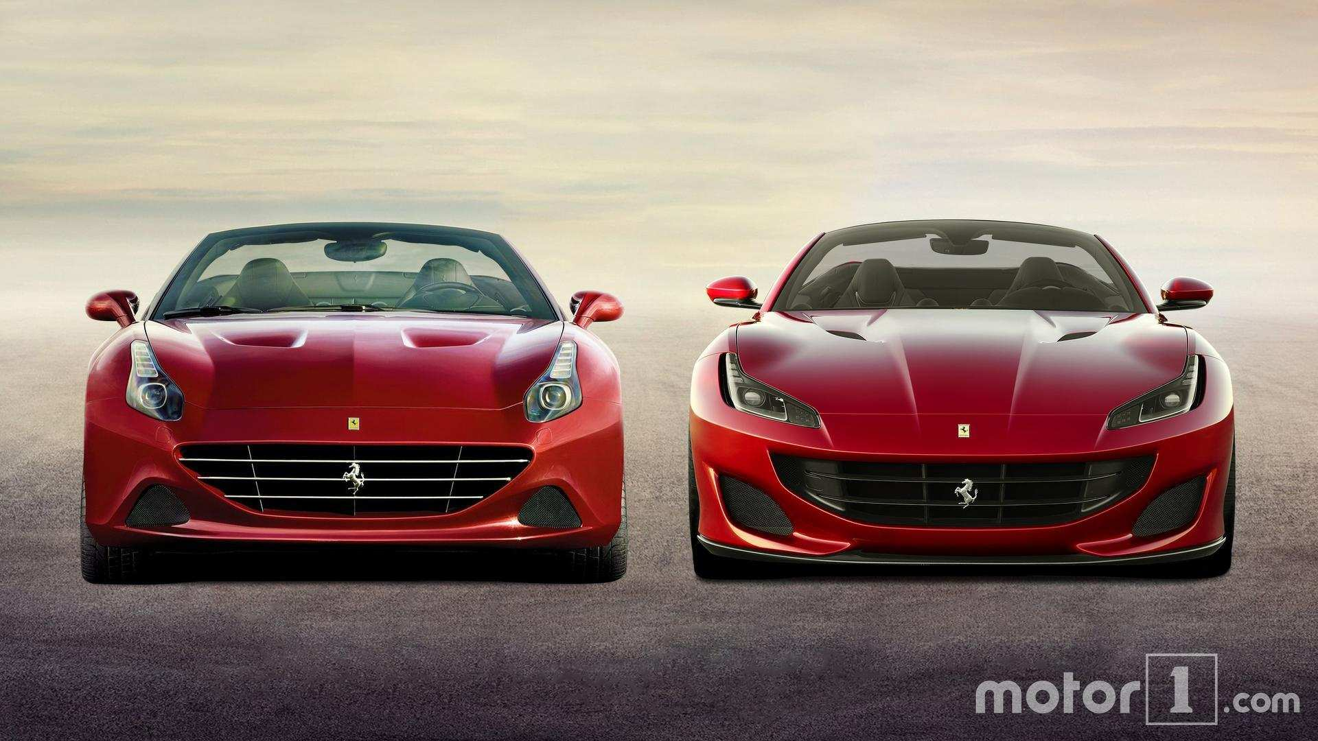 26 A Ferrari California T 2020 Pictures
