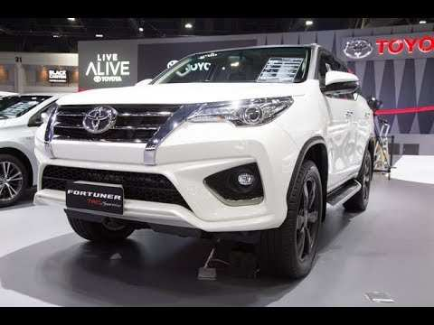 26 A Fortuner Toyota 2019 Exterior And Interior