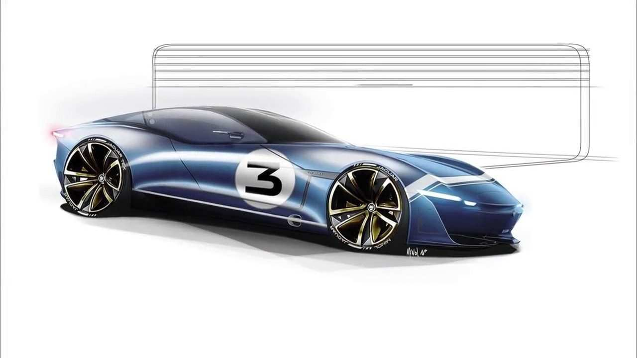 26 A Jaguar Concept 2020 Redesign And Concept