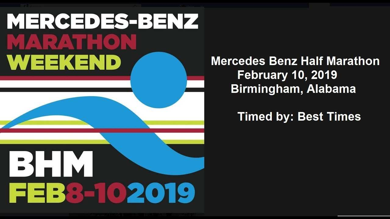 26 A Mercedes Half Marathon 2019 Engine