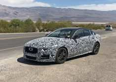 New Jaguar Xf 2020