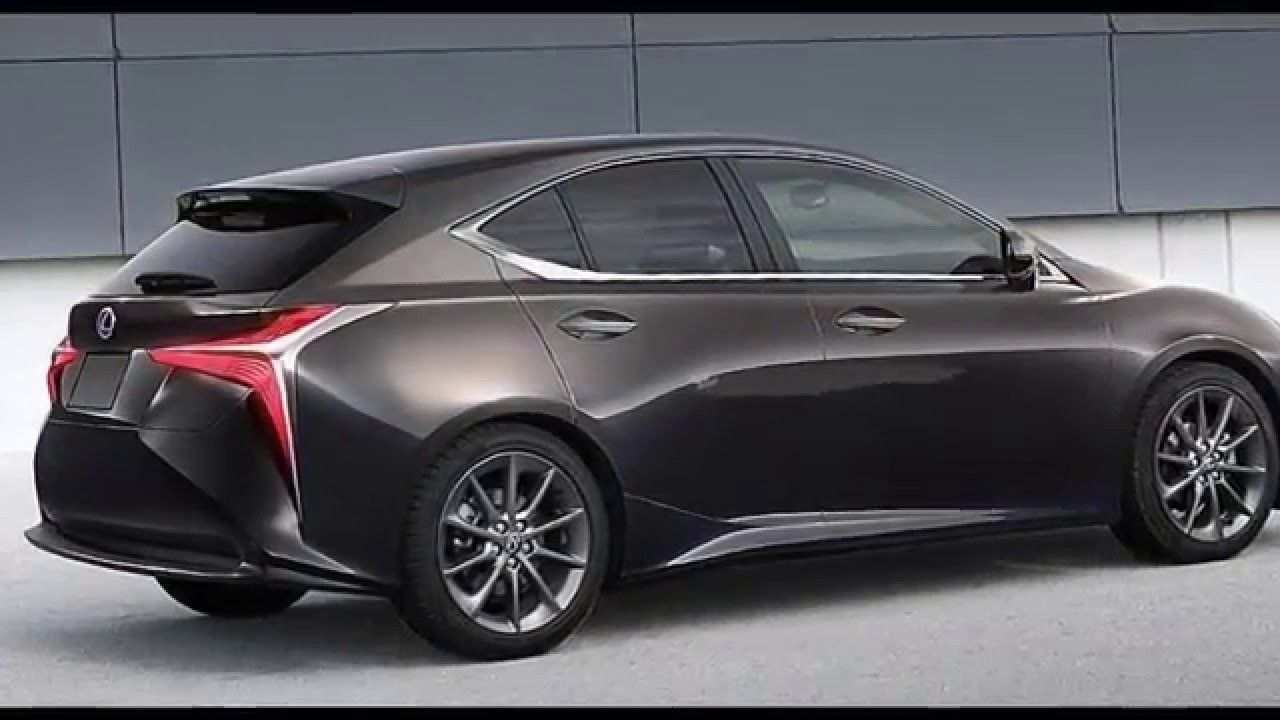 26 A New Lexus Ct 2019 Redesign And Concept