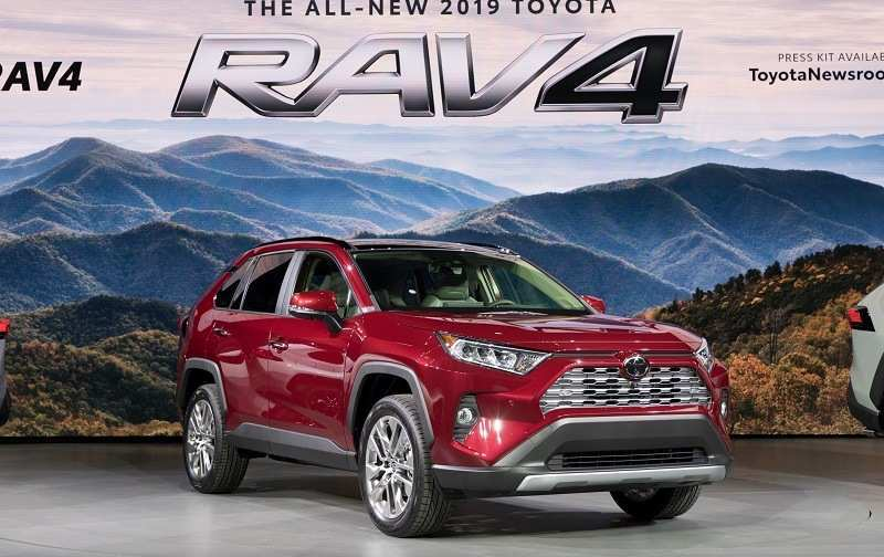 26 A New Toyota 2019 Models Redesign