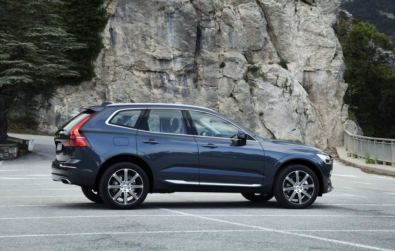 26 A Volvo Facelift Xc60 2020 Rumors