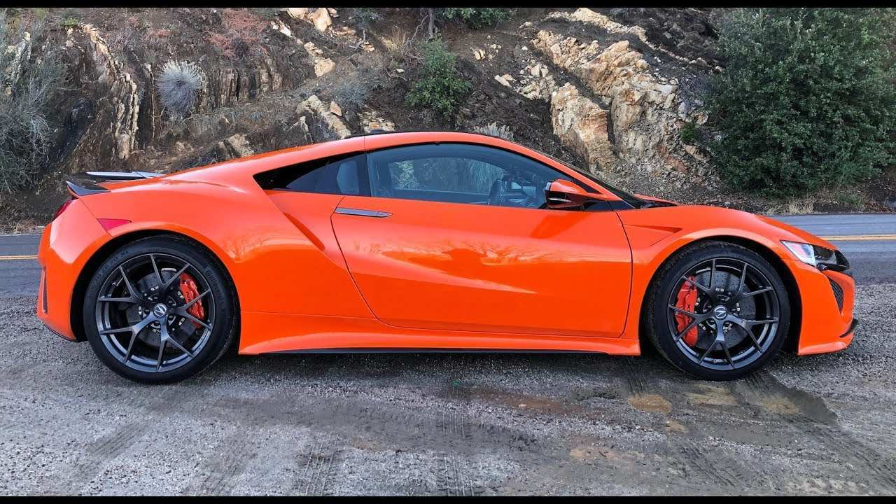 26 All New 2019 Acura NSX Exterior