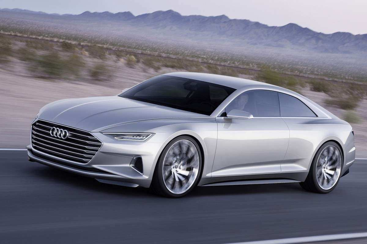 26 All New 2019 All Audi A9 Images