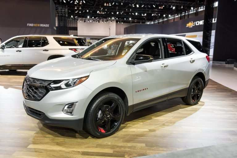 26 All New 2019 All Chevy Equinox Exterior And Interior