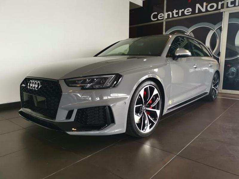 26 All New 2019 Audi Rs4 Style