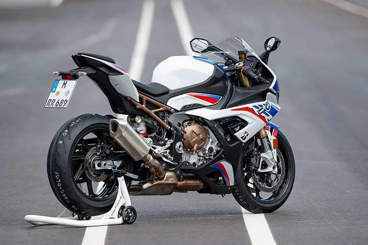 26 All New 2019 BMW S1000Rr Overview