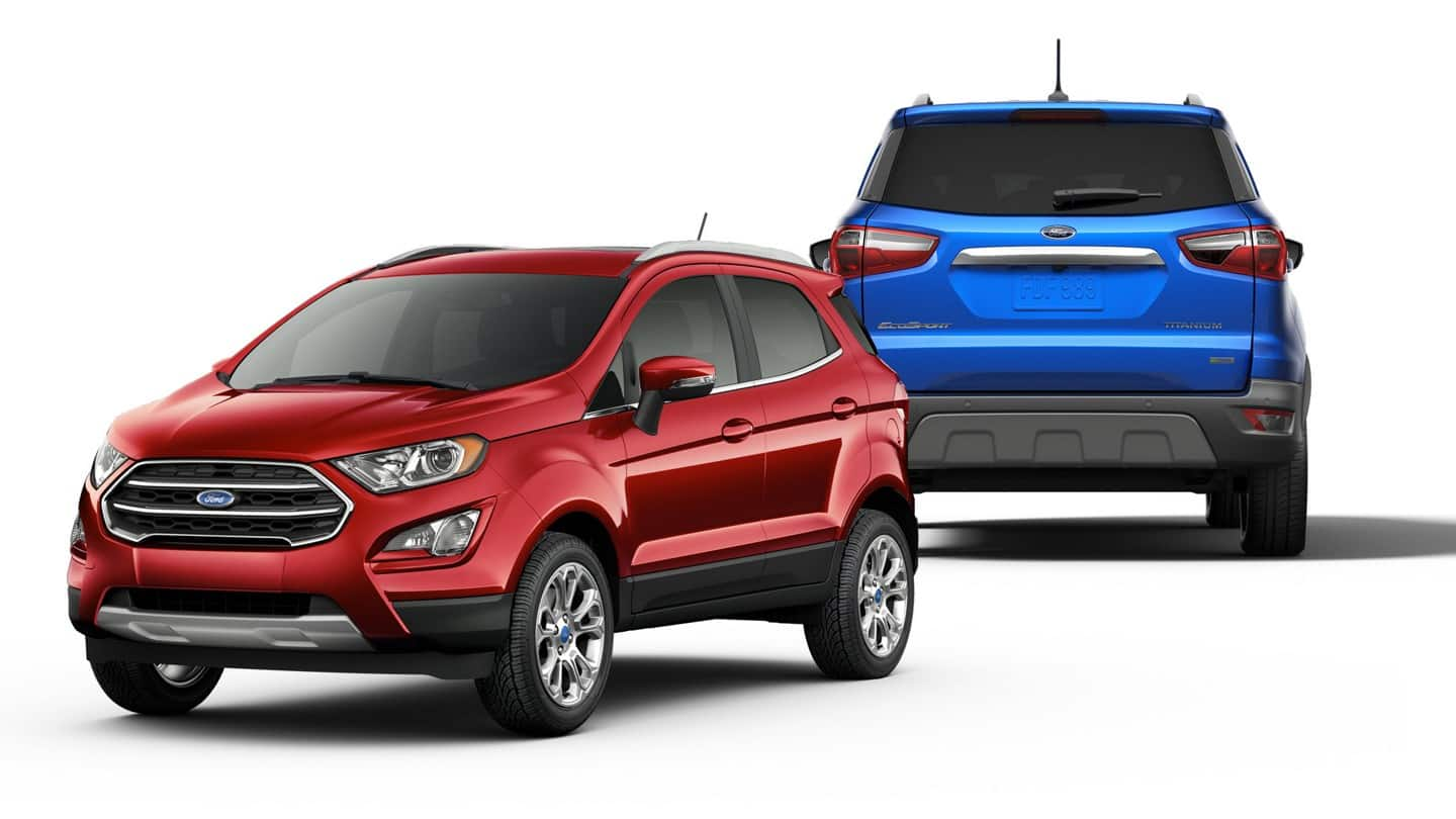 26 All New 2019 Ford Ecosport Concept