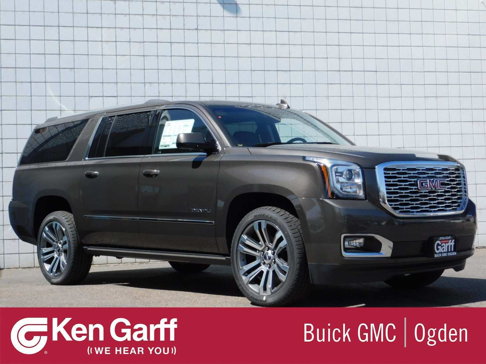 26 All New 2019 GMC Yukon Denali Release