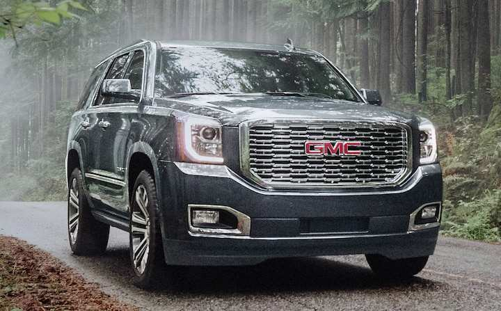 26 All New 2019 GMC Yukon XL Engine