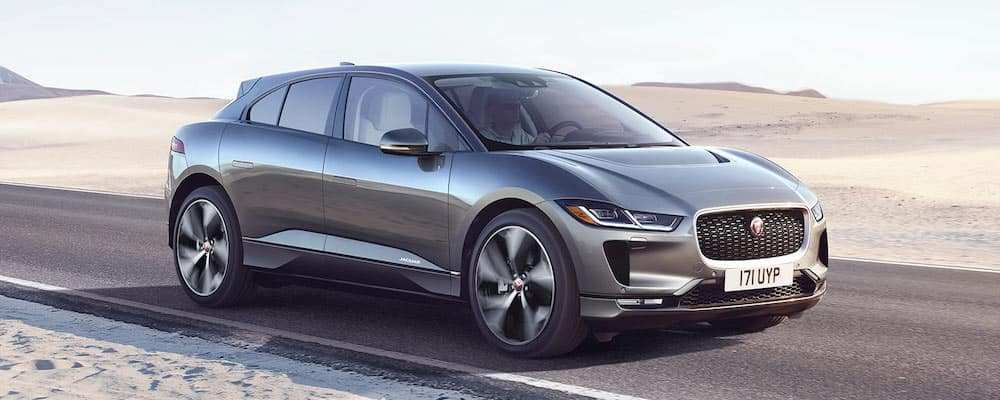26 All New 2019 Jaguar I Pace First Edition Spy Shoot