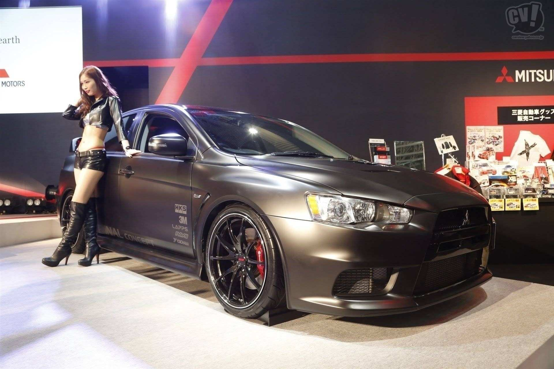 26 All New 2019 Mitsubishi Lancer EVO XI Images