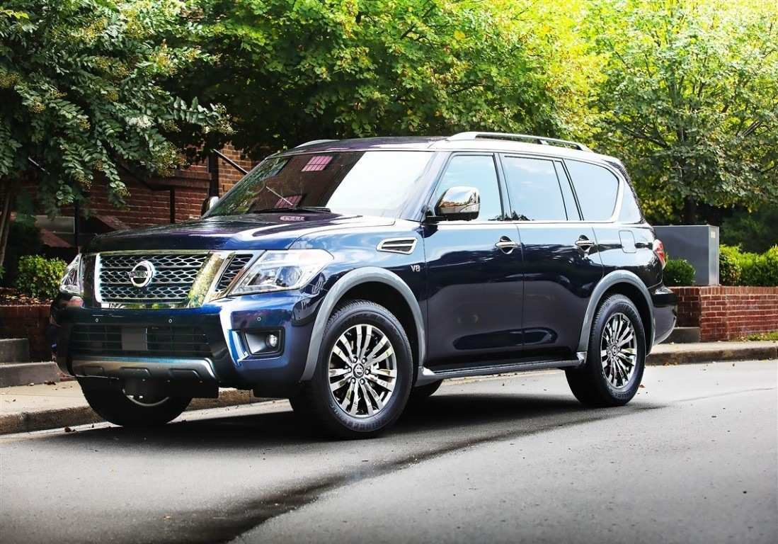26 All New 2019 Nissan Patrol Images