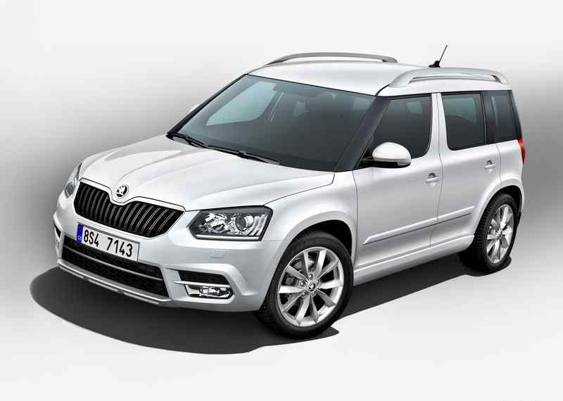 26 All New 2019 Skoda Yeti Prices