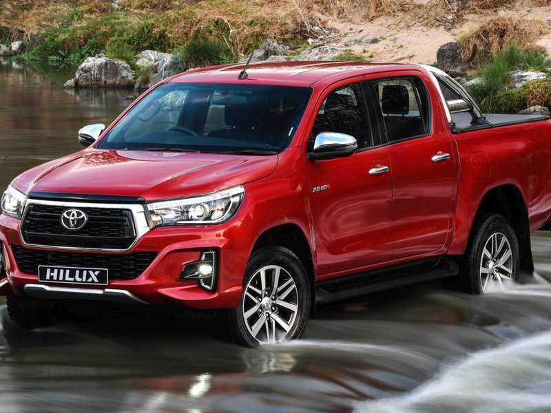 26 All New 2019 Toyota Hilux New Model And Performance