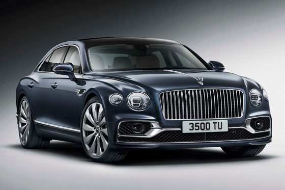 26 All New 2020 Bentley Flying Spur New Concept