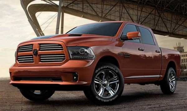 26 All New 2020 Dodge Dakota Spy Shoot