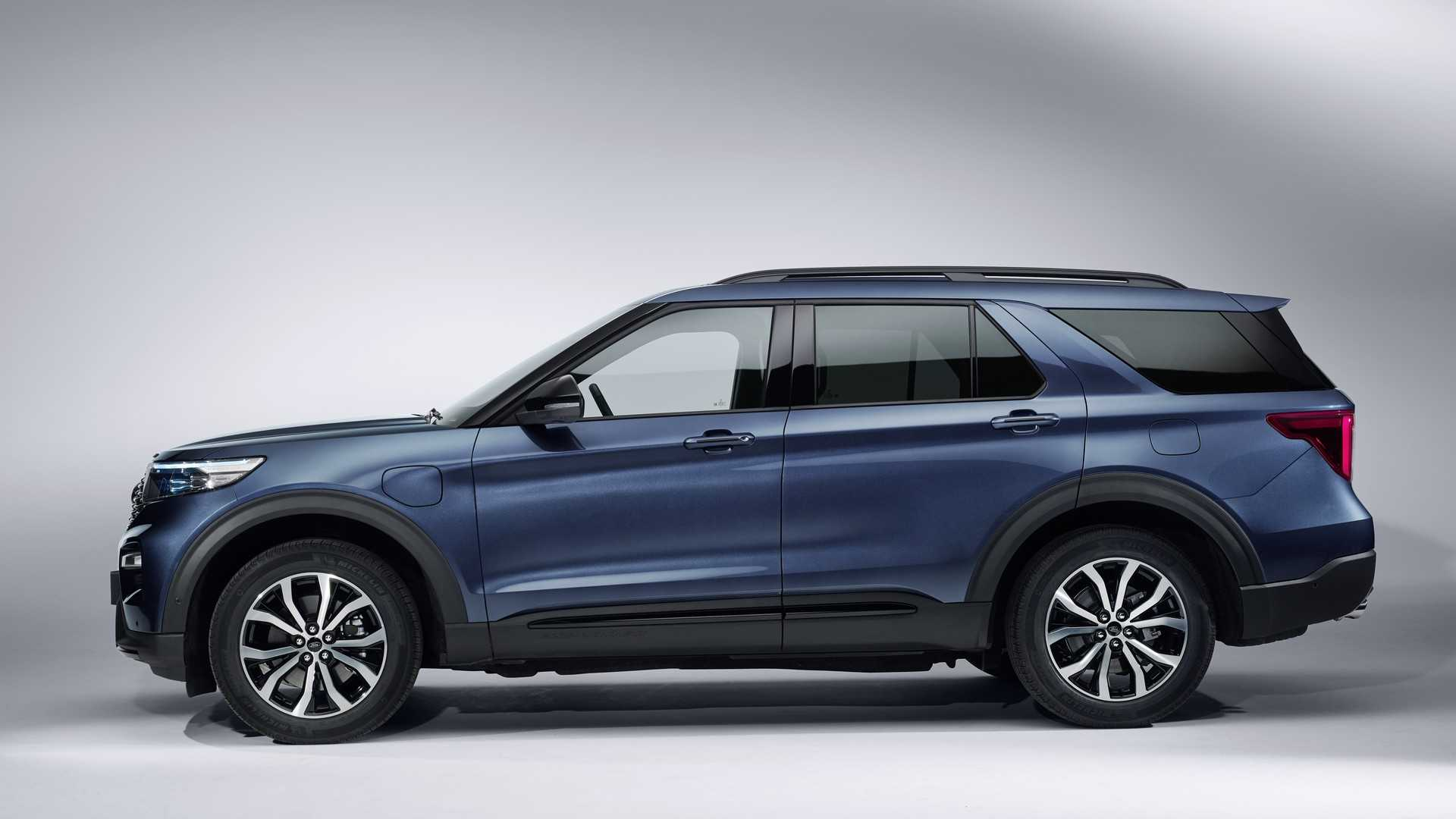 26 All New 2020 Ford Explorer Sports Release Date And Concept