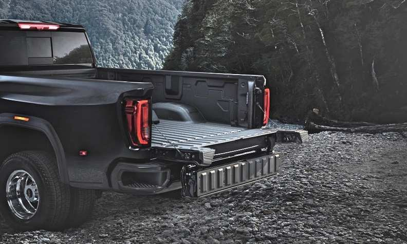26 All New 2020 GMC Sierra Tailgate Pictures