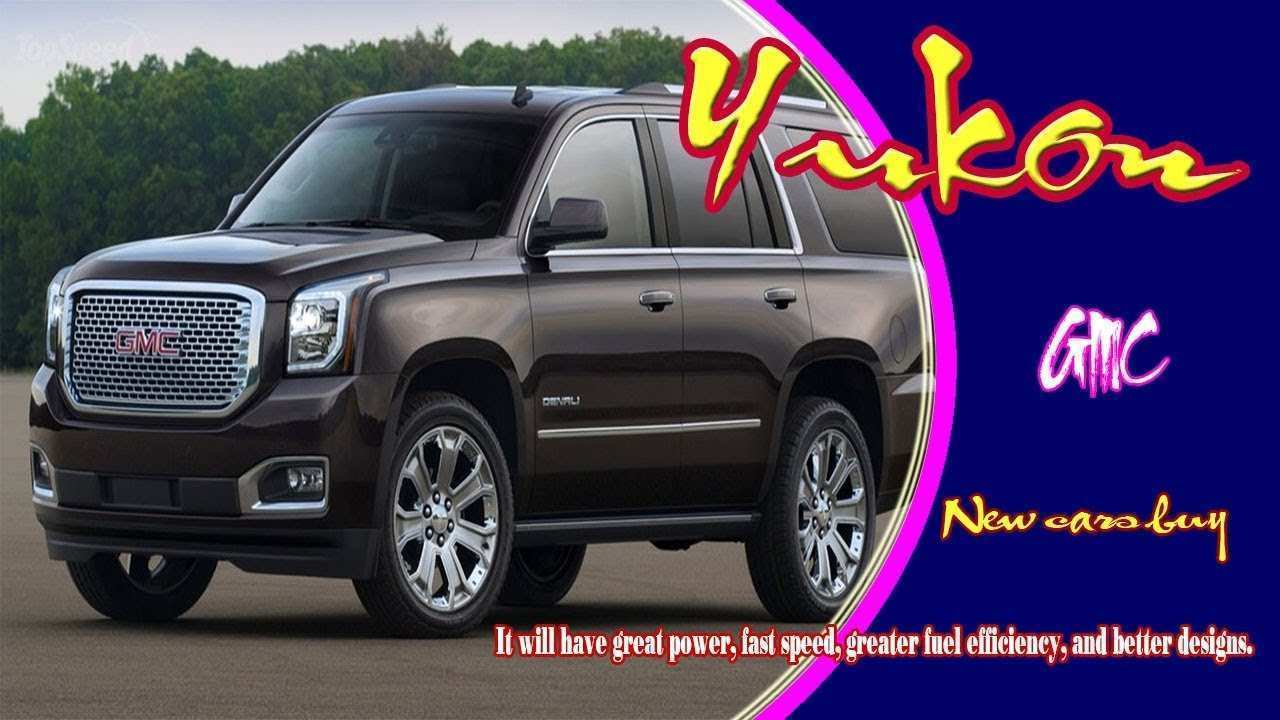 26 All New 2020 GMC Yukon Denali Xl Release Date