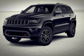 26 All New 2020 Grand Cherokee Srt Review And Release Date