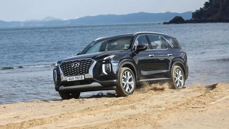 26 All New 2020 Hyundai Palisade Mpg Release