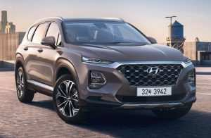 26 All New 2020 Hyundai Santa Fe Release Date New Review