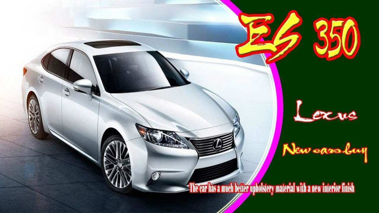 26 All New 2020 Lexus ES 350 Pictures
