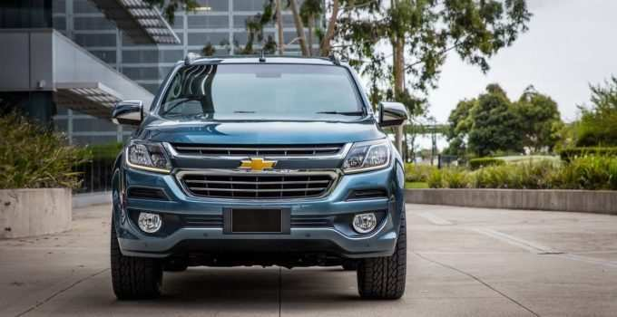 26 All New 2020 Trailblazer Ss Us Model