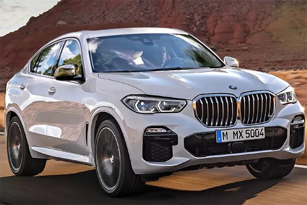 26 All New BMW X6 2020 Release Date Picture