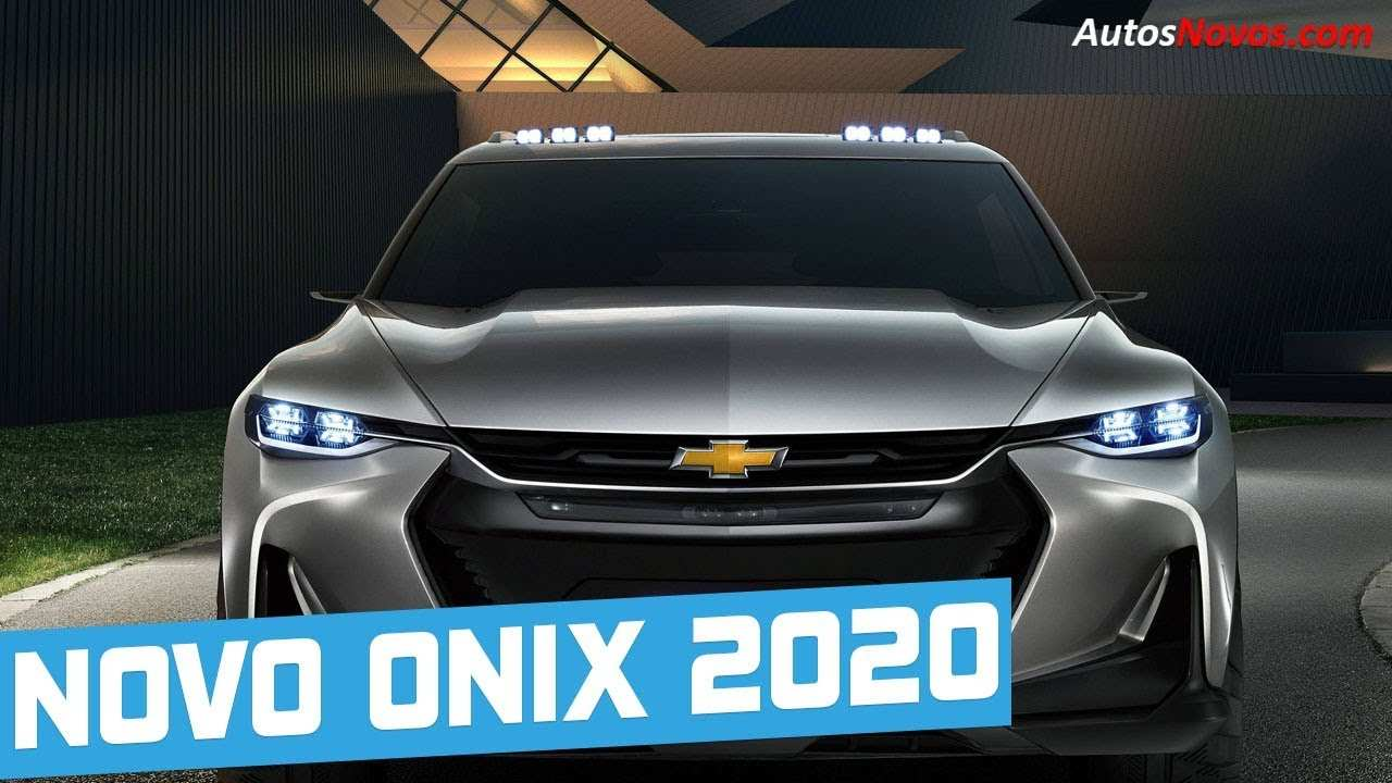 26 All New Chevrolet Novo Onix 2020 Specs And Review