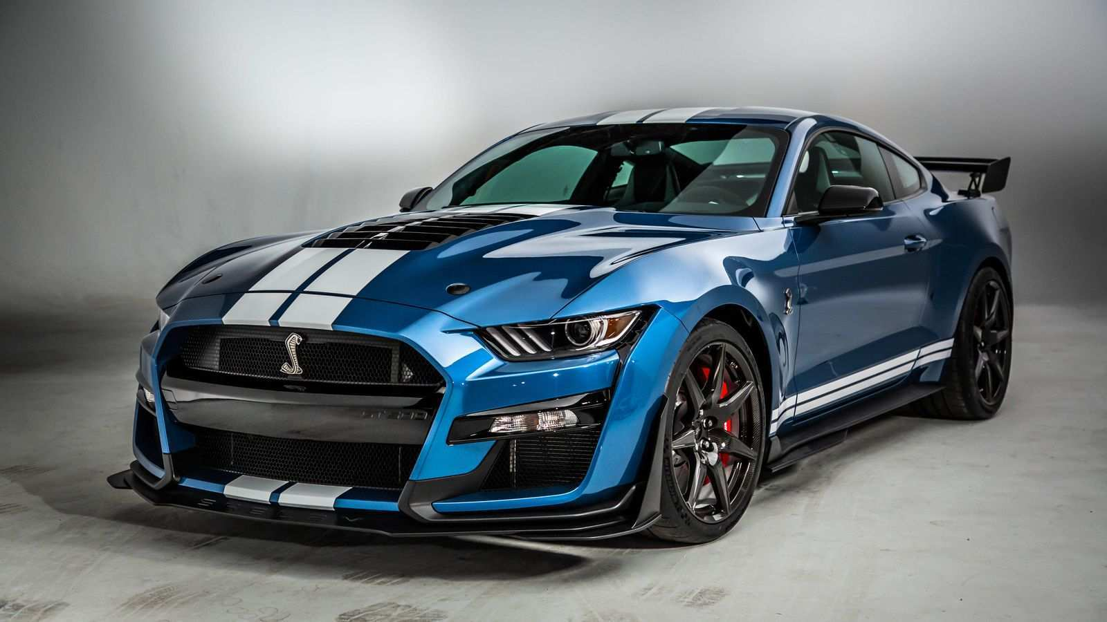 26 All New Ford Mustang 2020 Gt500 Performance And New Engine