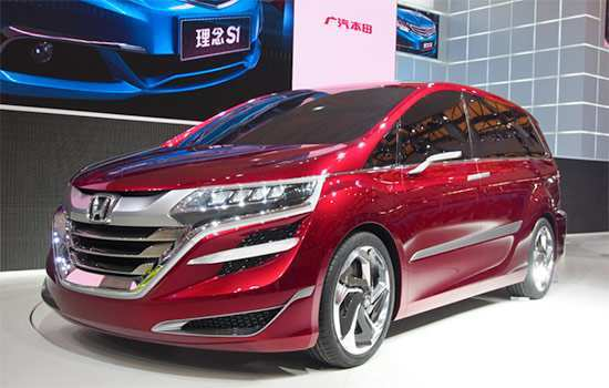 26 All New Honda Van 2020 Photos