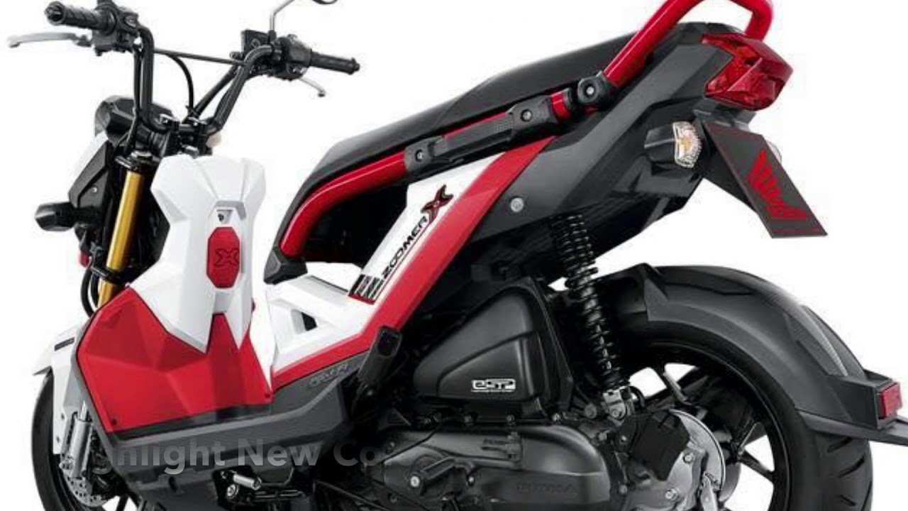 26 All New Honda Zoomer 2020 New Review