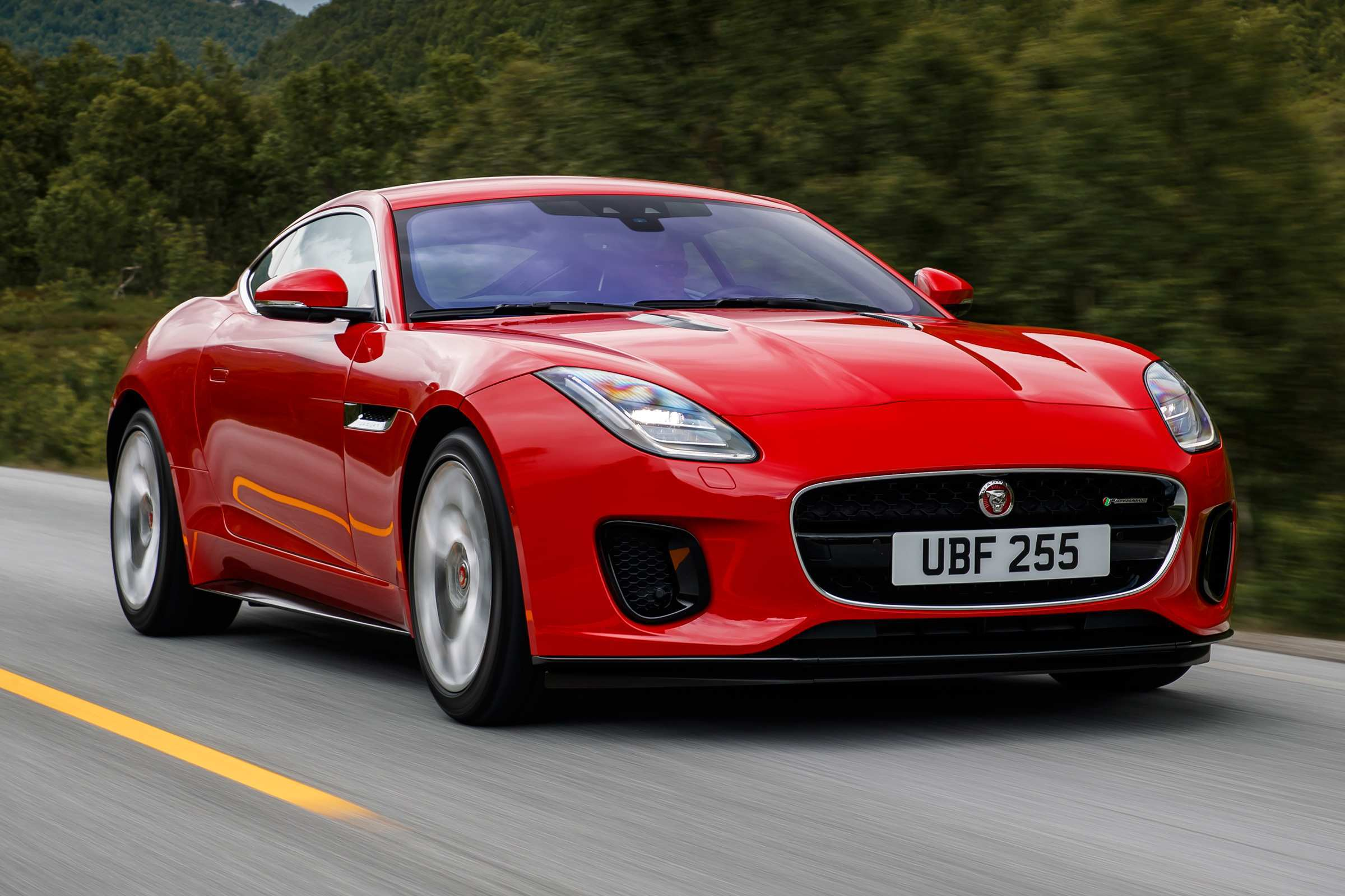 26 All New Jaguar F Type 2019 Review Exterior