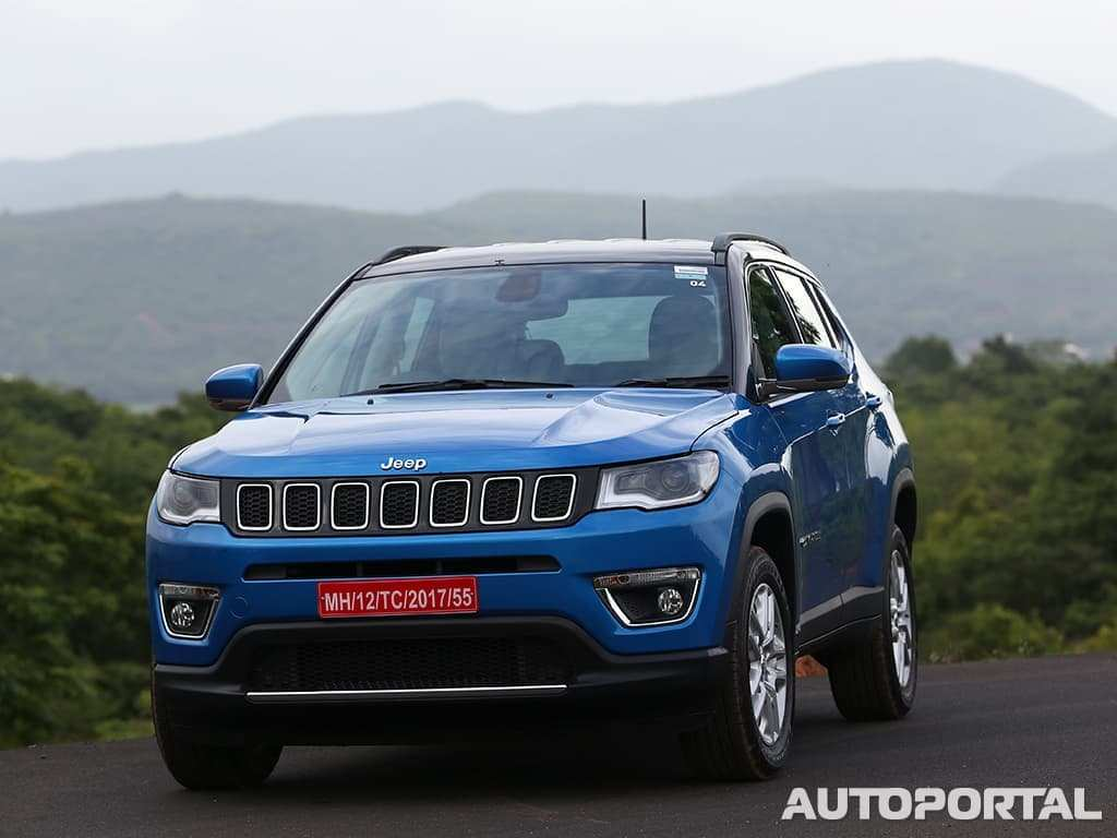 26 All New Jeep Compass Facelift 2020 Specs