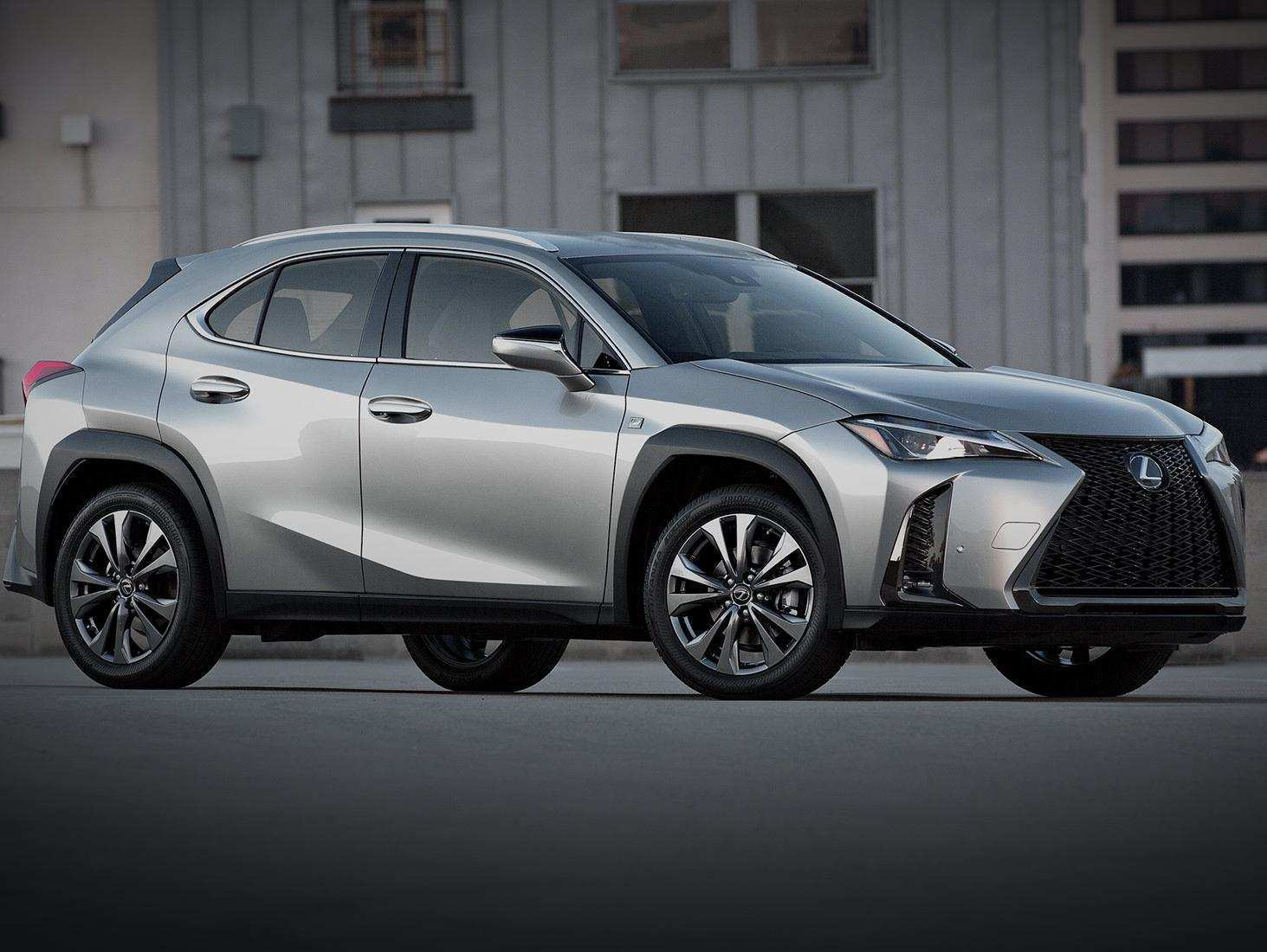 26 All New Lexus 2019 Lineup Specs