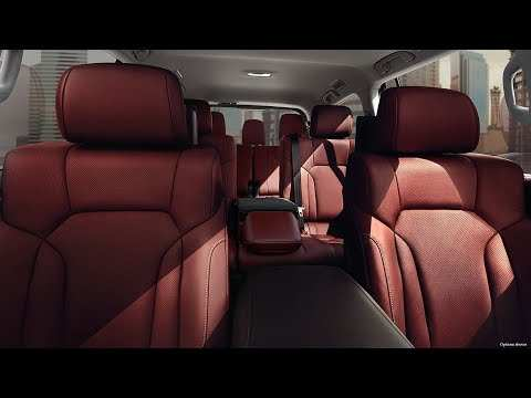 26 All New Lexus Lx 2019 Interior Performance