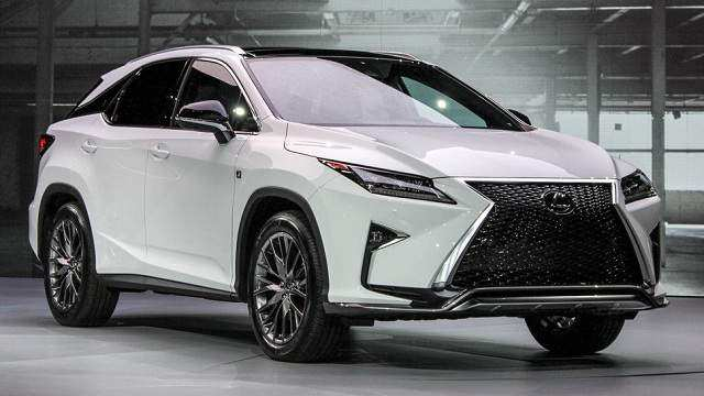 26 All New Lexus Rx Facelift 2019 Pricing