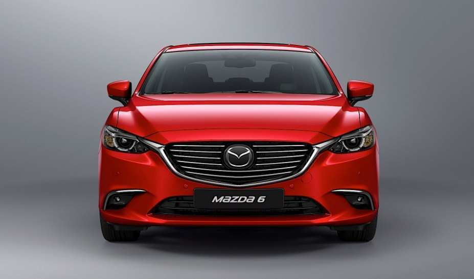 26 All New Mazda 6 Kombi 2020 Exterior And Interior