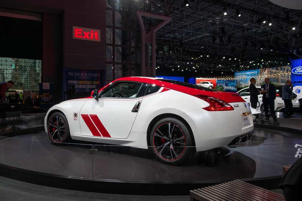 26 All New Nissan Z Series 2020 Review And Release Date
