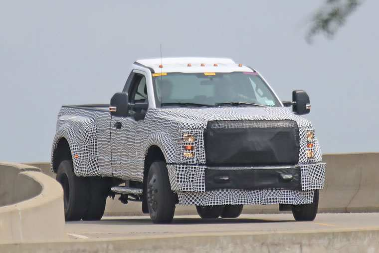 26 All New Spy Shots Ford F350 Diesel Images