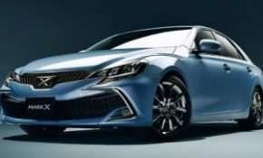 26 All New Toyota Mark X 2020 New Concept