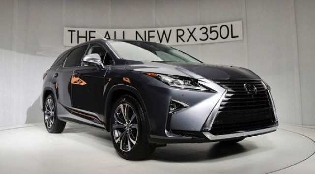 26 All New When Will The 2020 Lexus Rx Be Released New Concept