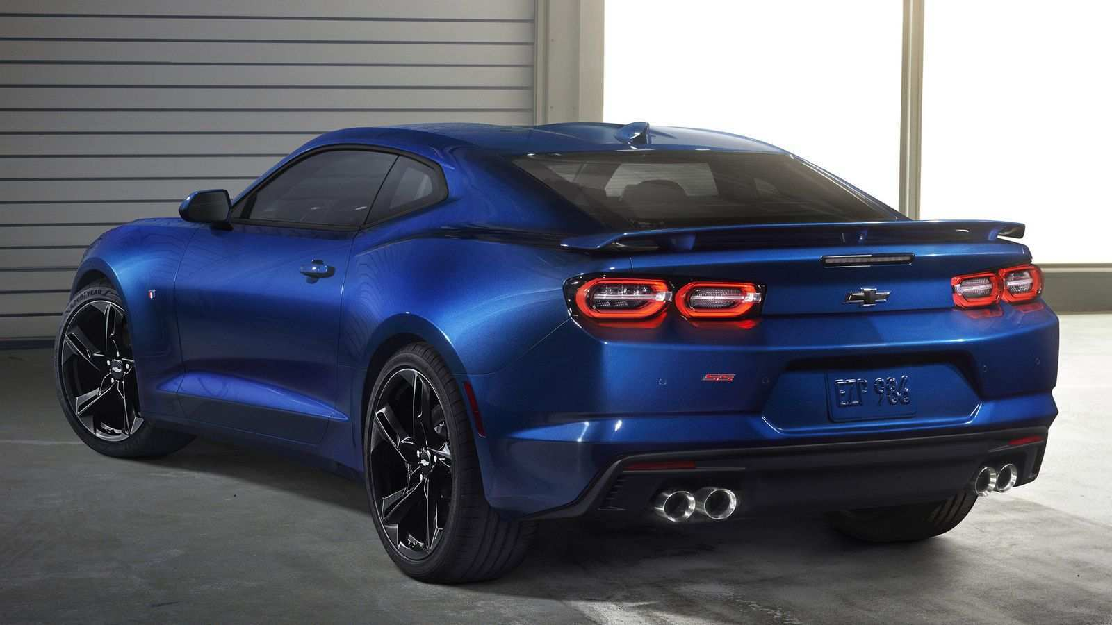 26 Best 2019 Chevy Camaro Concept And Review