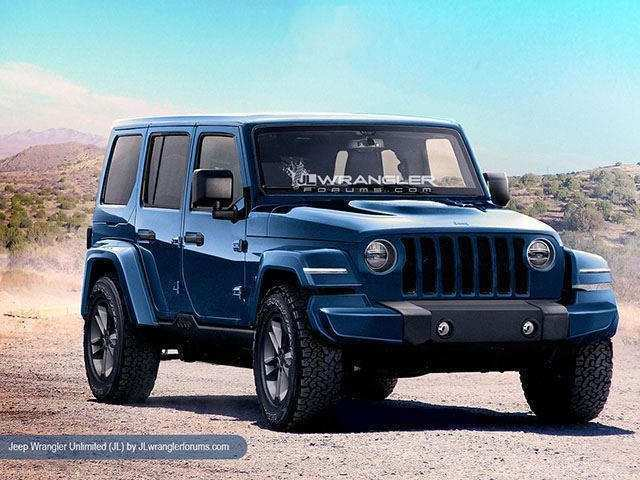 26 Best 2019 Jeep Wrangler Unlimited Release