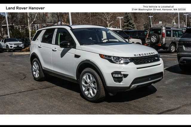 26 Best 2019 Land Rover Discovery Sport Rumors