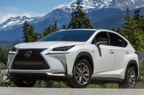26 Best 2019 Lexus NX 200t Redesign